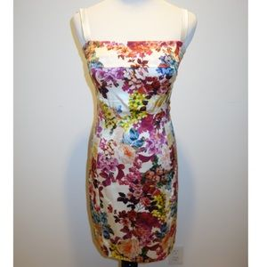 Floral Dolce and Gabbana Dress